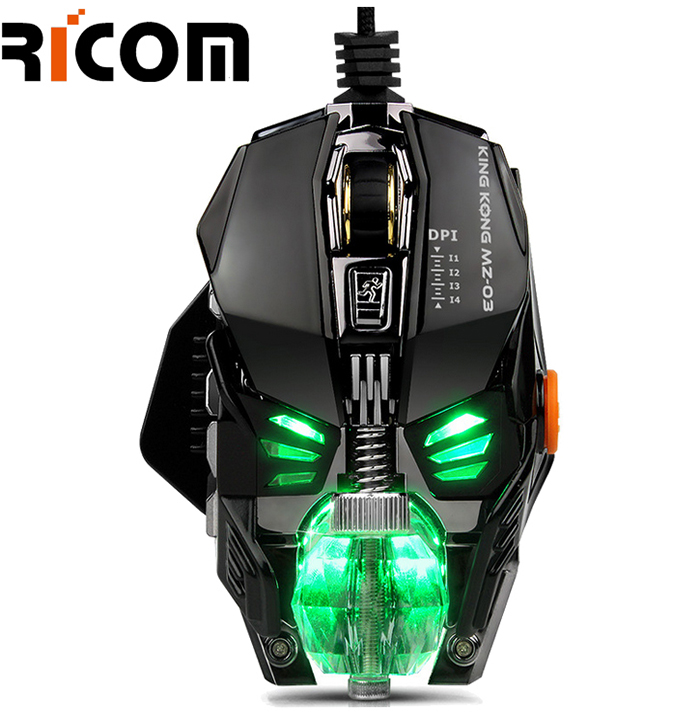 High-end RGB Gaming Mouse GM-6093