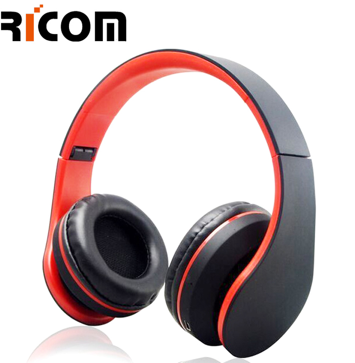 Colorful wireless headphone BTH-202