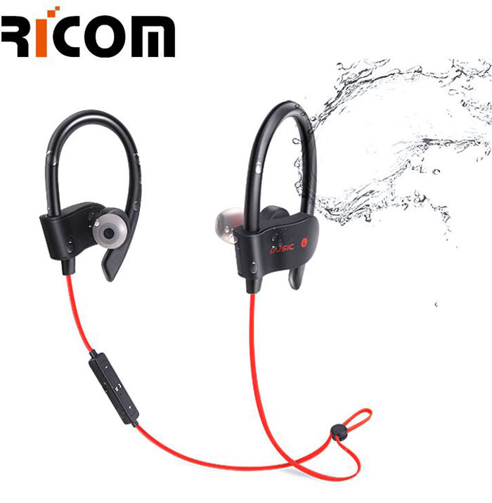 Waterproof wireless earphone BTH-204