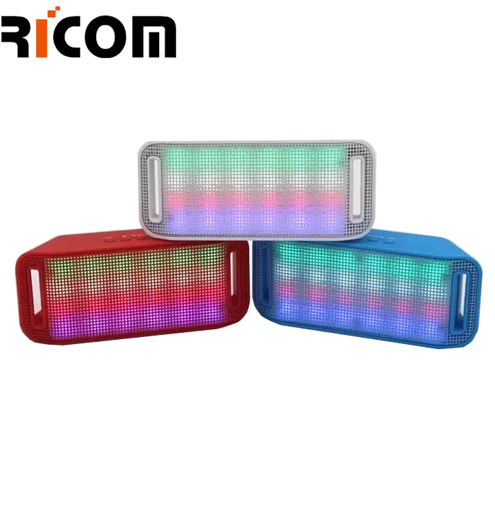 LED Flashing Light Bluetooth Speaker BSP-242