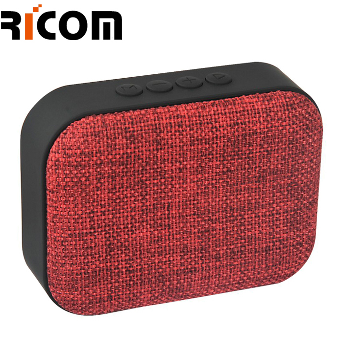 Cloth Fabric Wireless Speaker BSP-207