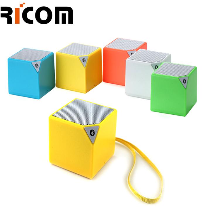 Cube Bluetooth Speaker BSP-206