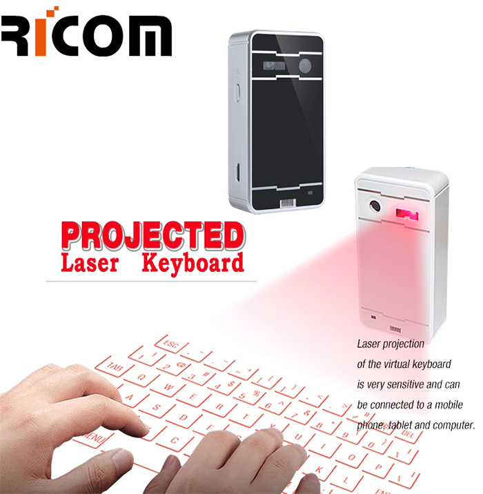 Laser Projection Virtual Keyboard WK-620