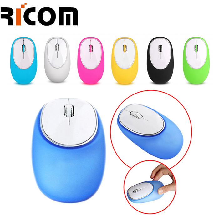 Silicone Gel Mouse MW-8040
