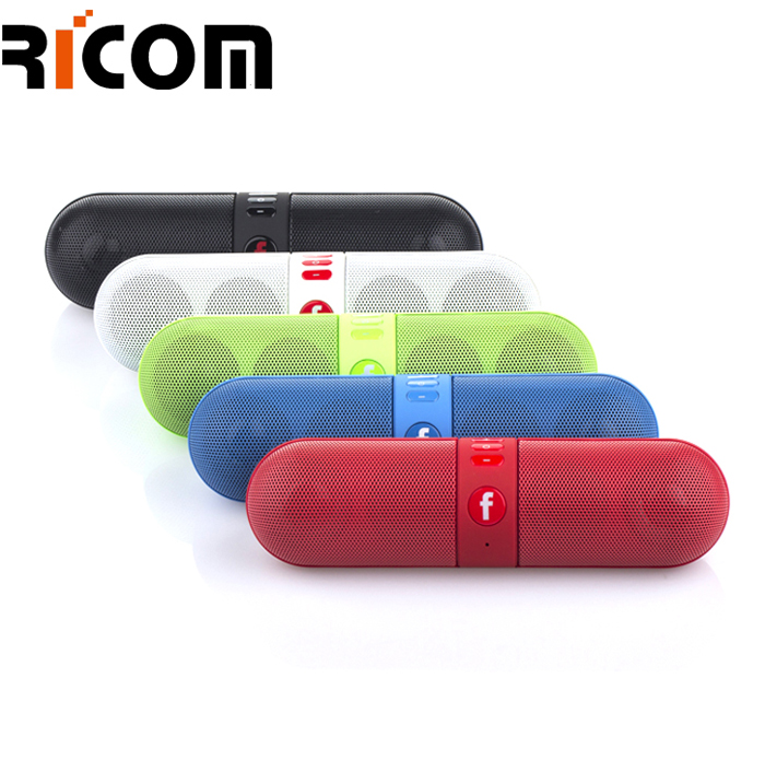 Capsule Bluetooth Speaker BSP-207