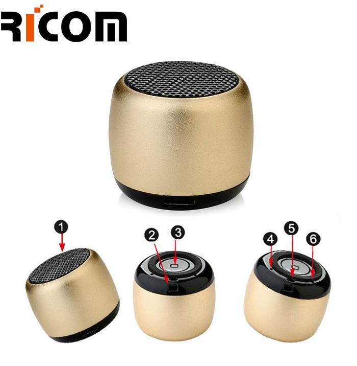Mini Size Aluminum Speaker BSP-219A