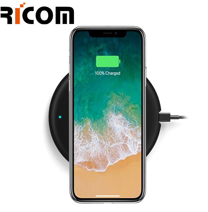 Universal Qi Portable Mobile Fast Wireless Charger WH-617