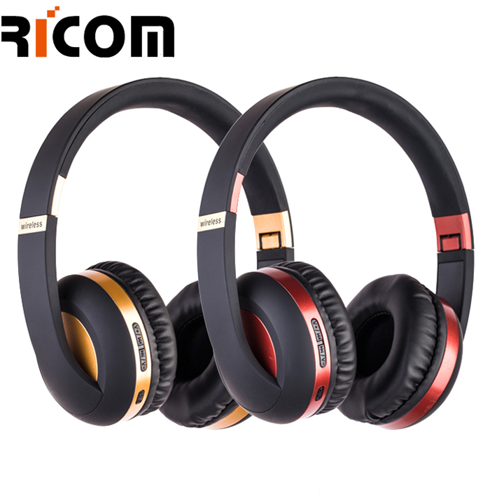 V5.0 Double side Talking wireless headphone BTH-203