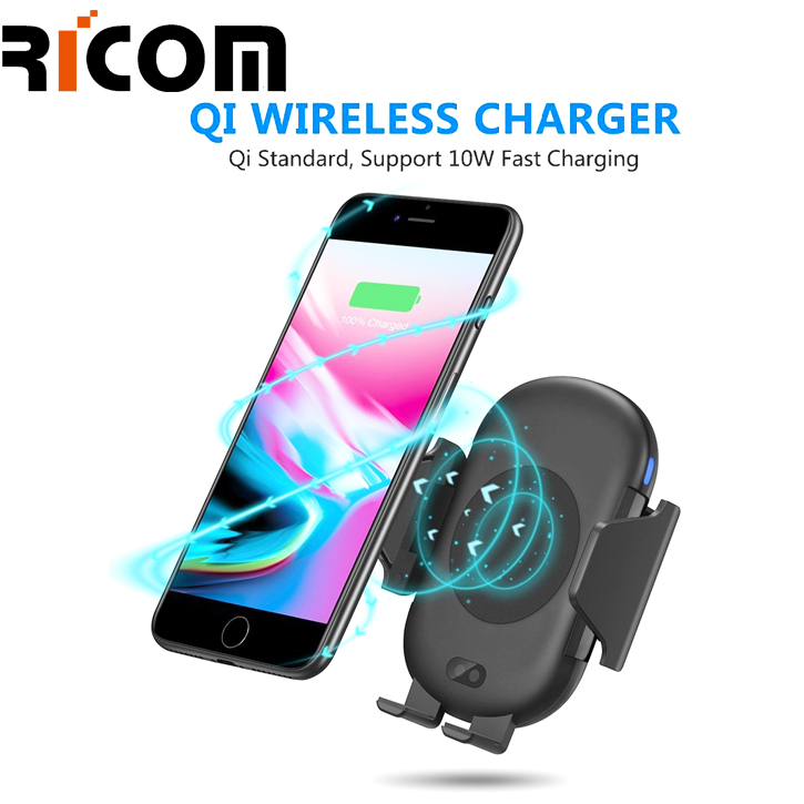 C10 10W infrared Qi standard wireless charger WH-621