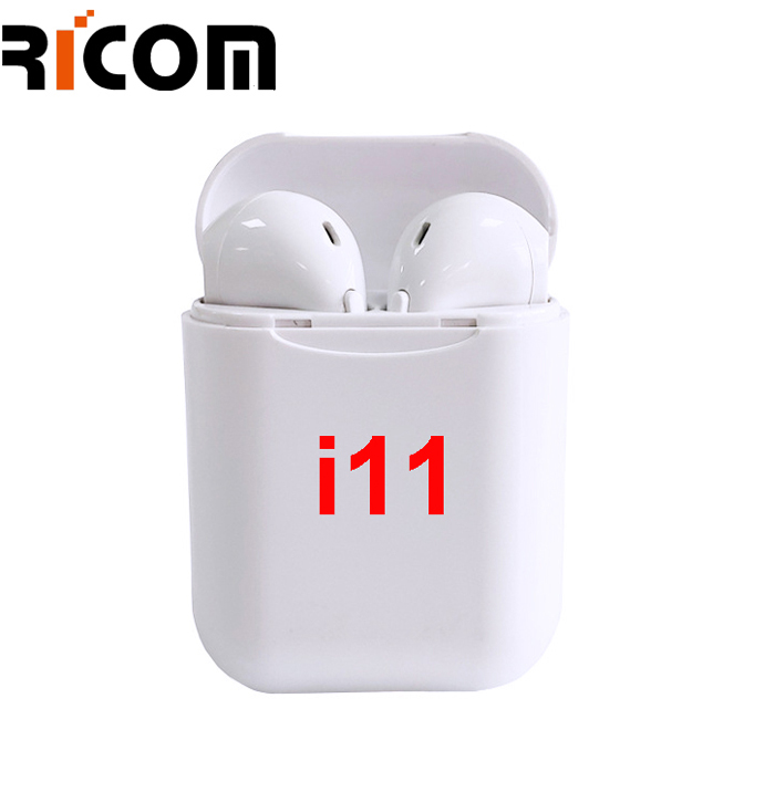 V5.0 Auto Pairing Touch Control i11earphone BTH-201-i11