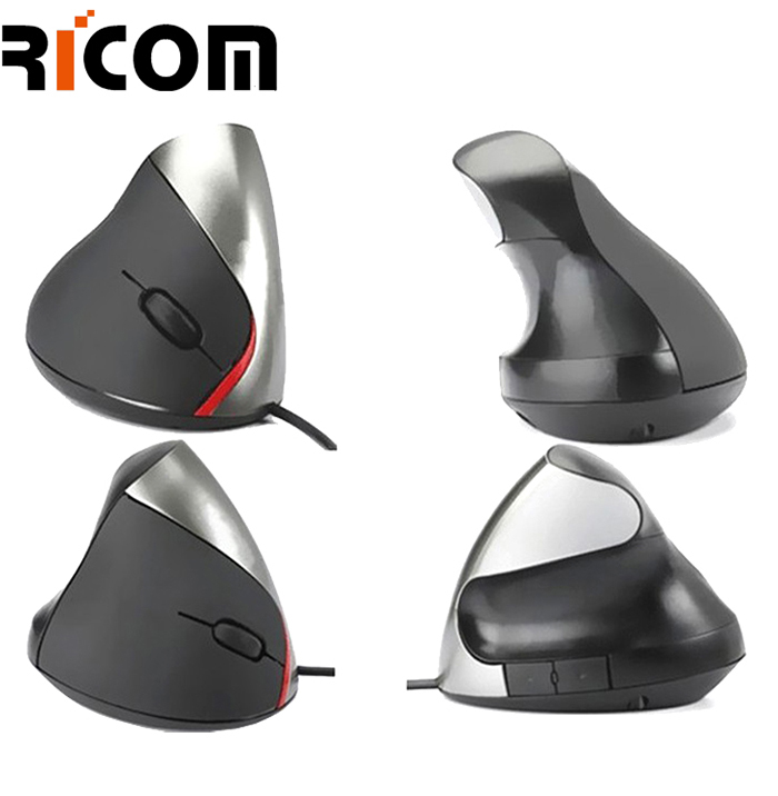 Wired Ergonomic Mouse GM-6055B