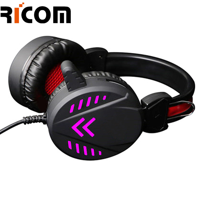 Wired Gaming RGB Headphone EO-3086